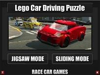 Masinile Lego Puzzle