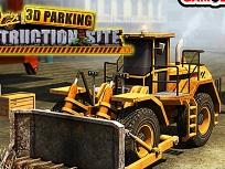 Parcari pe Santierul de Constructii