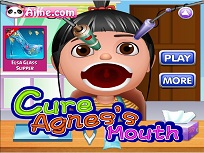 Agnes si Ingrijirea Gurii