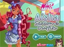 Aisha si Tinutele Sezonului 6
