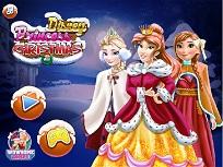 Ajunul Craciunului cu Printesele Disney