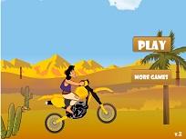 Aladdin cu Motocicleta
