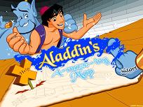Aladdin si Harta Fermecata