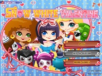Alba ca Zapada de Valentine's Day