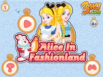 Alice in Lumea Modei