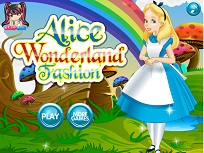 Alice in Tara Minunilor Dress Up