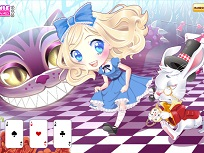 Alice in Wonderland de Imbracat