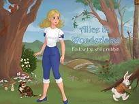 Alice si Iepurele Alb