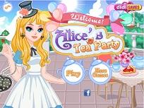 Alice si Petrecerea cu Ceai