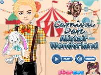 Alistair Wonderland la Carnaval