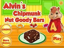 Alvin si Prajitura cu Alune