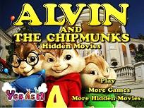 Litere Ascunse cu Alvin si Veveritele