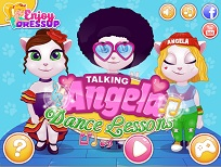 Angela Ia Lectii de Dans