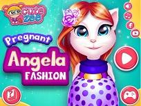Angela Insarcinata Fashionista