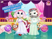 Angela si Callie Mirese