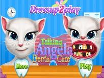 Angela si Ingrijirile Dentare
