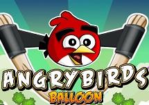 Angry Birds si Baloanele