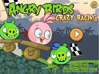 Angry Birds Cursa Nebuna
