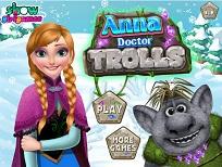 Anna Doctor pentru Troli