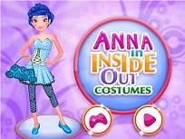 Anna si Costumele Inside Out
