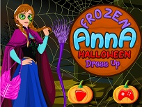 Anna si Costumul de Halloween