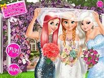 Anna si Printesele la Nunta