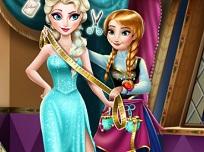 Anna si Rochia Elsei