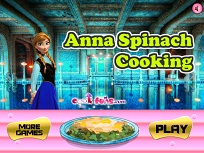 Anna si Spanacul