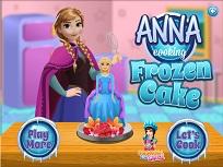 Anna si Tortul Frozen