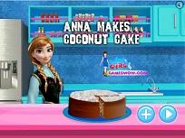 Anna si Tortul cu Cocos