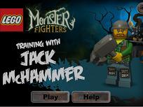Lego Antrenamentul lui Jack McHammer