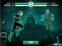 Antrenamentul Lanternelor Verzi