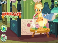 Applejack Tratament pentru Gripa