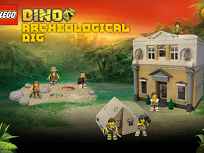 Arheologii Lego