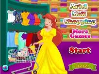 Ariel Cumparaturi in Mall