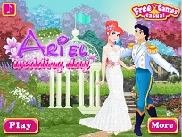 Printesa Ariel si Ziua Nuntii