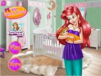 Ariel si Camera Bebelusului