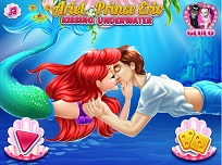 Ariel si Eric Saruturi Sub Apa