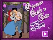 Ariel si Eric de Colorat