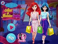 Ariel si Jasmine la Cumparaturi