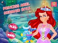 Ariel si Stilul de Sirena