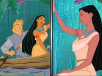 Asemanari cu Pocahontas