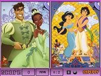Asemanari cu Tiana si Jasmine