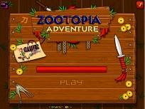 Aventura Zootopia
