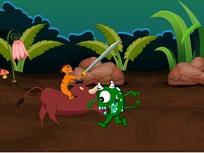 Aventuri cu Timon si Pumba