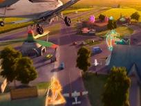 Avioane Disney Puzzle