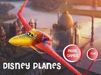 Avioanele Disney Puzzle