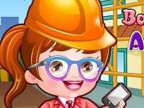 Baby Hazel Architect