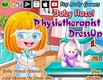 Fetita Hazel Psihoterapeut