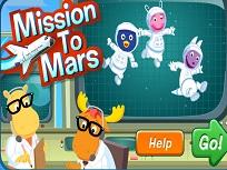 Backyardigans si  Misiunea pe Marte